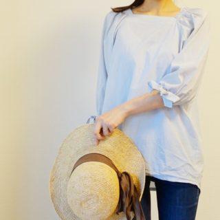 中野ユカリさん「大人にいい服」ラグランスリーブプルオーバー作りました