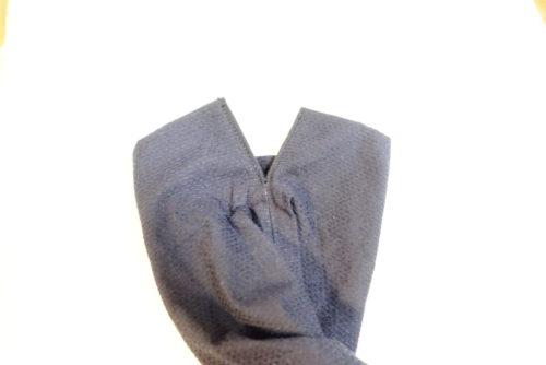 3つのシルエットで作る「永遠」のワンピース袖2