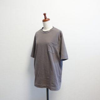 金子俊雄さん「オールシーズンのメンズ服」よりクルーネックTシャツ作りました