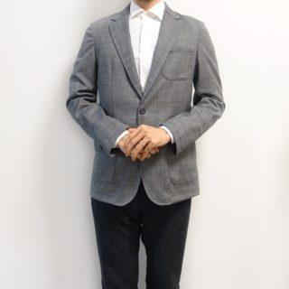 金子俊雄さん「本格メンズ服」よりテーラードジャケット作りました