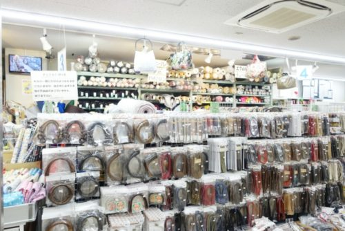 日暮里繊維街・東京生地問屋【トマト】
