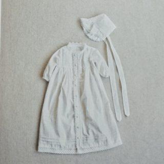 ベビードレス・セレモニードレスを手作りしよう!おすすめ型紙・洋裁本まとめ。